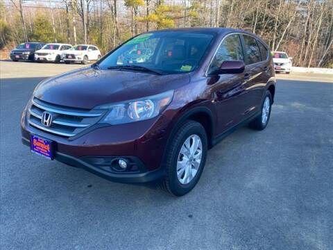 2014 Honda CR-V for sale at North Berwick Auto Center in Berwick ME