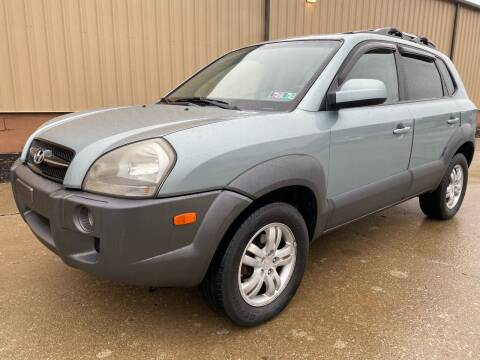 2007 Hyundai Tucson for sale at Prime Auto Sales in Uniontown OH