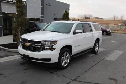 2016 Chevrolet Suburban for sale at UNITED AUTO in Millcreek UT