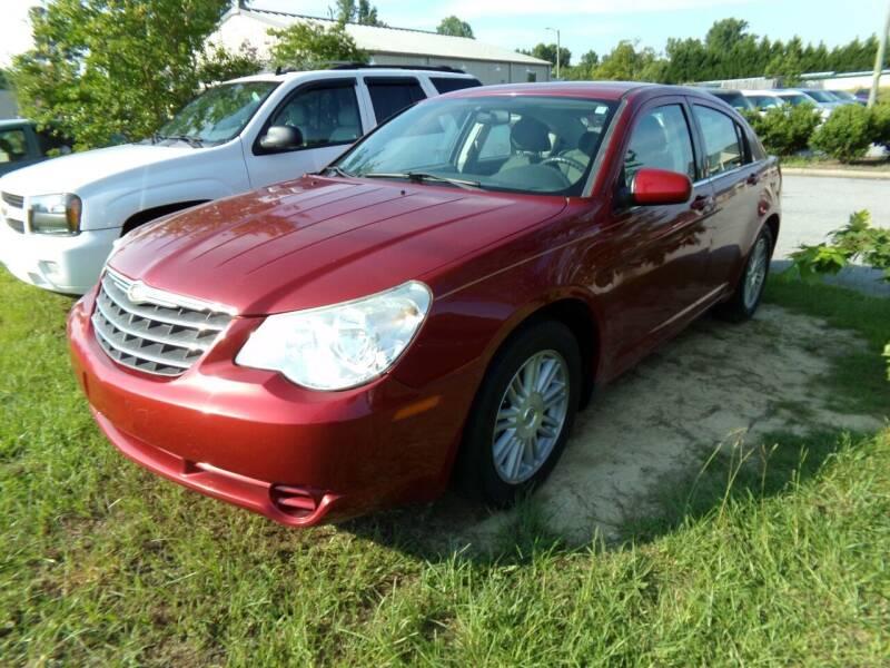 2007 Chrysler Sebring for sale at Creech Auto Sales in Garner NC