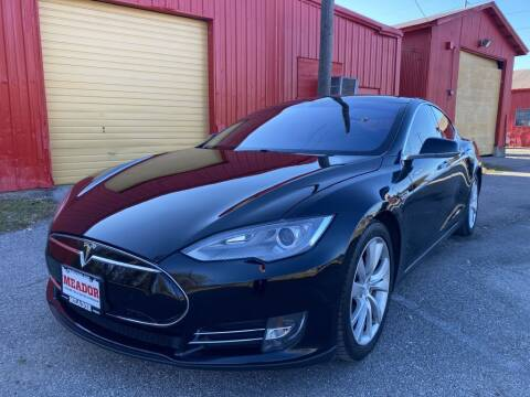 2013 Tesla Model S for sale at Pary's Auto Sales in Garland TX