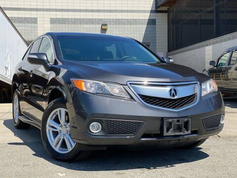2015 Acura RDX for sale at Illinois Auto Sales in Paterson NJ