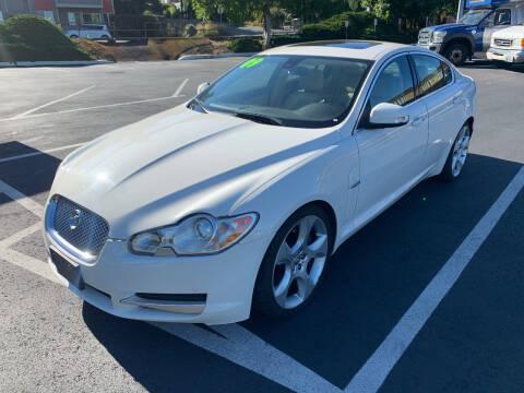 2009 Jaguar XF for sale at Precision Motors LLC in Renton WA