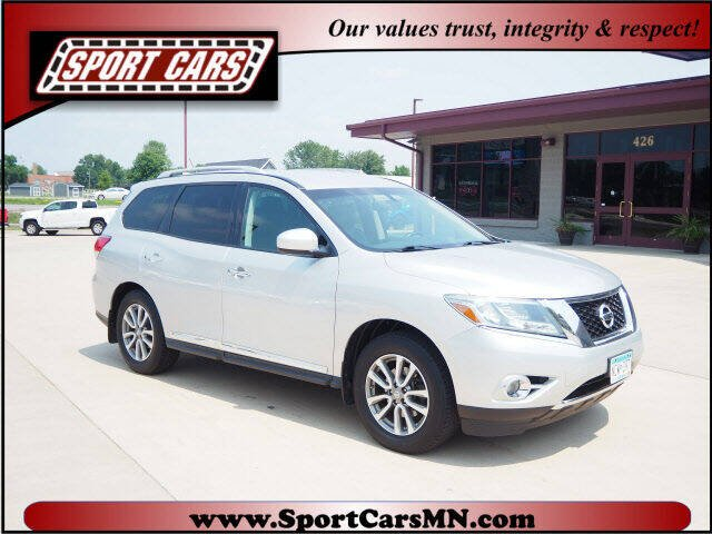 2014 Nissan Pathfinder for sale at SPORT CARS in Norwood MN