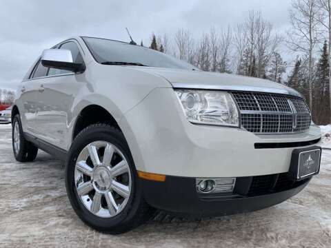 2007 Lincoln MKX for sale at LUXURY IMPORTS in Hermantown MN