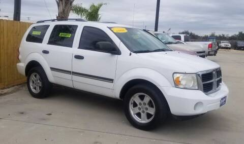 2008 Dodge Durango for sale at Budget Motors in Aransas Pass TX