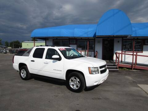2011 Chevrolet Avalanche for sale at Jim's Cars by Priced-Rite Auto Sales in Missoula MT