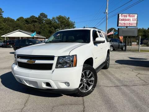 2013 Chevrolet Tahoe for sale at Trust Motor Company in Stockbridge GA