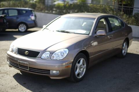 1998 Lexus GS 300 for sale at Sports Plus Motor Group LLC in Sunnyvale CA