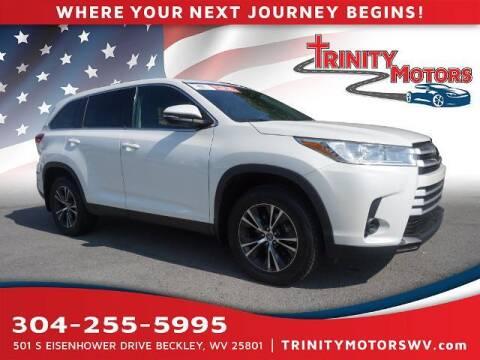 2019 Toyota Highlander for sale at Trinity Motors in Beckley WV