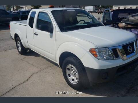 2013 Nissan Frontier for sale at Elite Motor Brokers in Austell GA