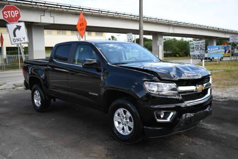 2020 Chevrolet Colorado for sale at STS Automotive - Miami, FL in Miami FL