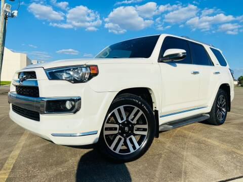 2014 Toyota 4Runner for sale at AUTO DIRECT Bellaire in Houston TX