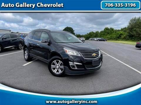 2016 Chevrolet Traverse for sale at Auto Gallery Chevrolet in Commerce GA