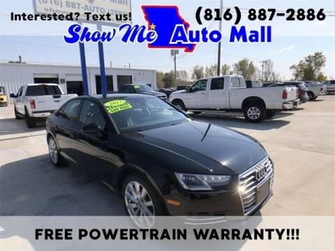2017 Audi A4 for sale at Show Me Auto Mall in Harrisonville MO