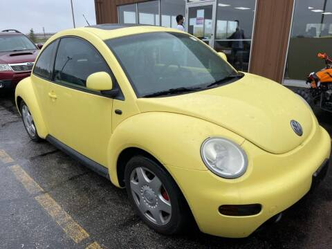 2000 Volkswagen New Beetle for sale at Valpo Motors in Valparaiso IN
