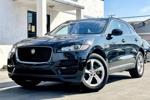 2018 Jaguar F-PACE for sale at Fastrack Auto Inc in Rosemead CA