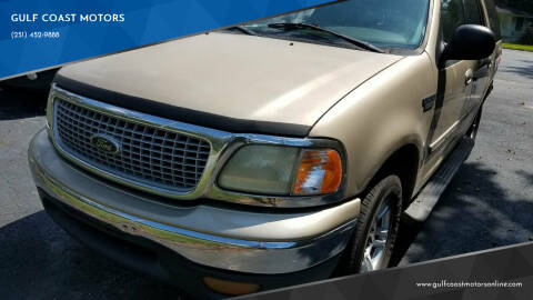 1999 Ford Expedition for sale at GULF COAST MOTORS in Mobile AL