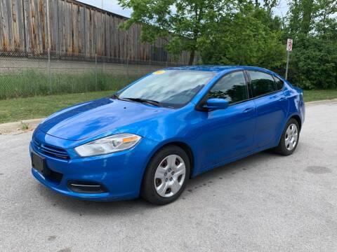 2015 Dodge Dart for sale at Posen Motors in Posen IL