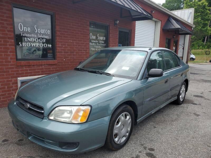 2002 Subaru Legacy for sale in Braselton, GA