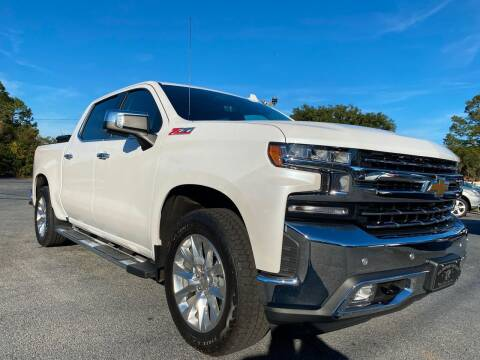2020 Chevrolet Silverado 1500 for sale at GOLD COAST IMPORT OUTLET in St Simons GA
