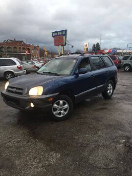 2006 Hyundai Santa Fe for sale at Big Bills in Milwaukee WI