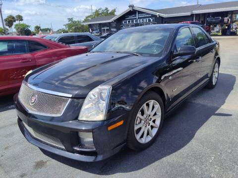 2006 Cadillac STS-V for sale at Celebrity Auto Sales in Port Saint Lucie FL
