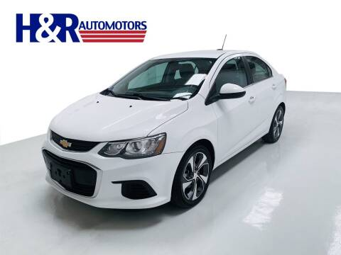2018 Chevrolet Sonic for sale at H&R Auto Motors in San Antonio TX
