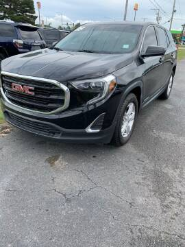 2018 GMC Terrain for sale at BRYANT AUTO SALES in Bryant AR