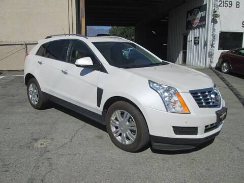 2013 Cadillac SRX for sale at Auto Source in Banning CA