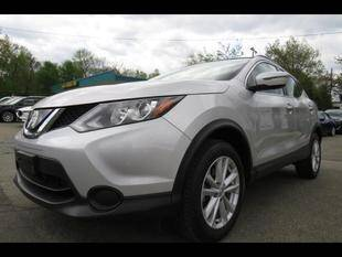 2018 Nissan Rogue Sport for sale at Rockland Automall - Rockland Motors in West Nyack NY