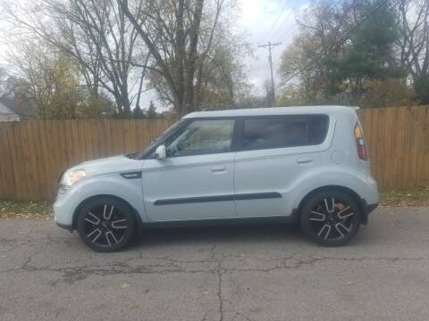 2010 Kia Soul for sale at REM Motors in Columbus OH