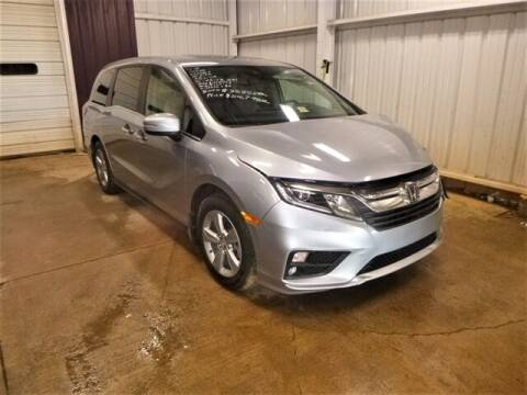 2018 Honda Odyssey for sale at East Coast Auto Source Inc. in Bedford VA