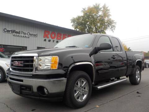 2011 GMC Sierra 1500 for sale at Roberti Automotive in Kingston NY