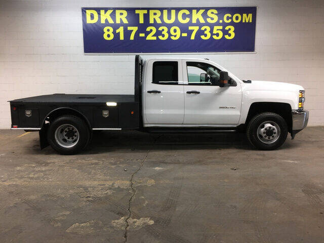 2016 Chevrolet Silverado 3500HD for sale at DKR Trucks in Arlington TX