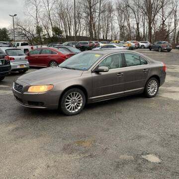 2008 Volvo S80 for sale at MBM Auto Sales and Service in East Sandwich MA