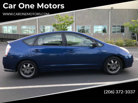 2008 Toyota Prius for sale at Car One Motors in Seattle WA