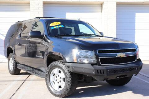 2013 Chevrolet Suburban for sale at MG Motors in Tucson AZ