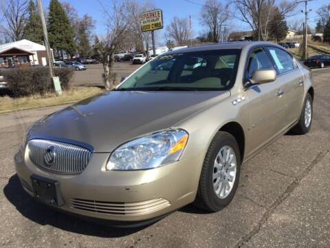 2006 Buick Lucerne for sale at Sparkle Auto Sales in Maplewood MN