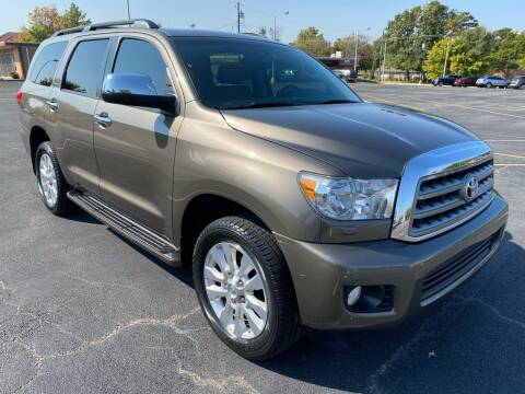 2016 Toyota Sequoia for sale at H & B Auto in Fayetteville AR
