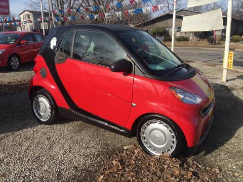 2009 Smart fortwo for sale at Antique Motors in Plymouth IN