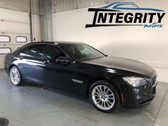 2015 BMW 7 Series for sale at Integrity Motors, Inc. in Fond Du Lac WI