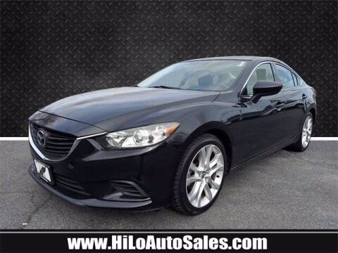 2016 Mazda MAZDA6 for sale at Hi-Lo Auto Sales in Frederick MD