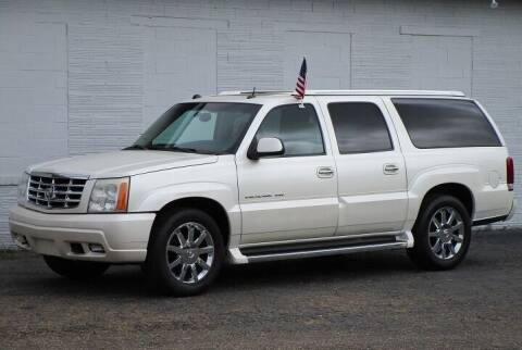 2005 Cadillac Escalade ESV for sale at Kohmann Motors & Mowers in Minerva OH