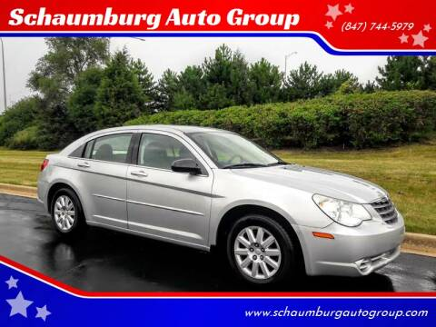 2009 Chrysler Sebring for sale at Schaumburg Auto Group in Schaumburg IL