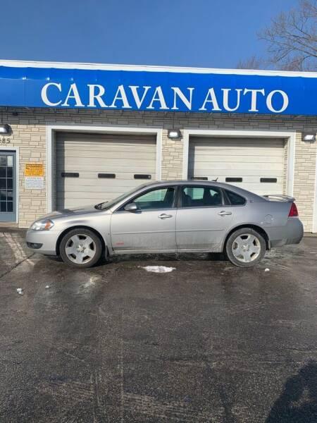 2006 Chevrolet Impala for sale at Caravan Auto in Cranston RI