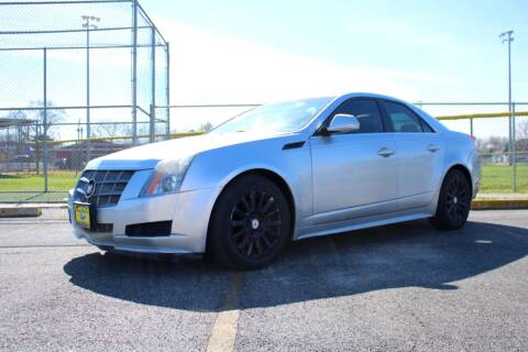2010 Cadillac CTS for sale at MEGA MOTORS in South Houston TX