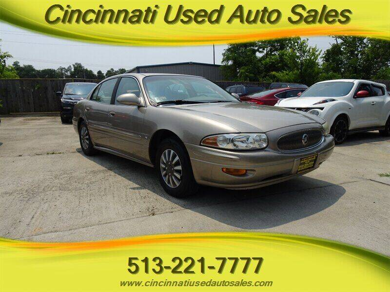 2004 Buick LeSabre for sale at Cincinnati Used Auto Sales in Cincinnati OH