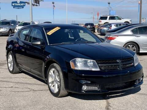 2013 Dodge Avenger for sale at Stanley Automotive Finance Enterprise - STANLEY DIRECT AUTO in Mesquite TX
