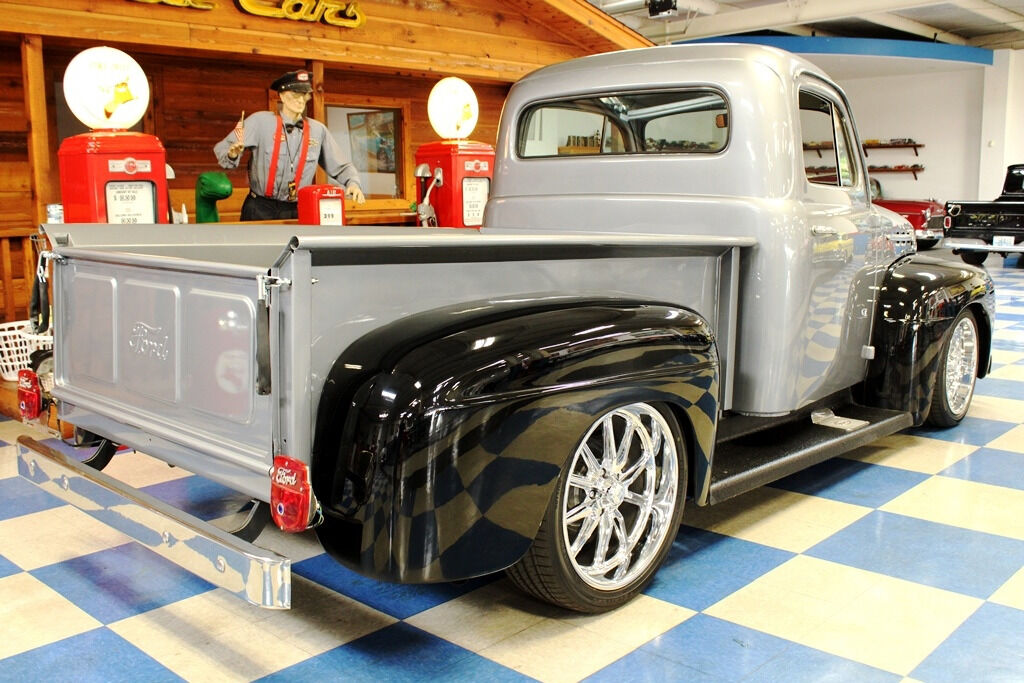 1951 Ford F-100 11